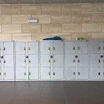 Lockers & colors